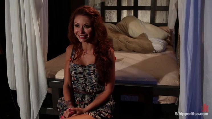 Monique Alexander is your Whipped Ass Girl Of The Month!