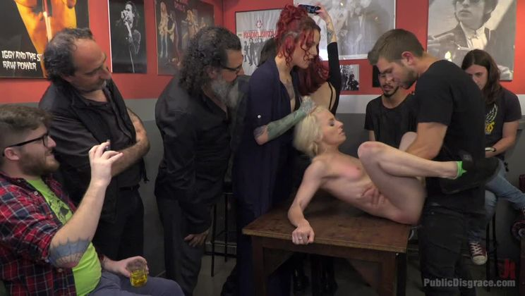 Naughty Bitch Gets The Bone She's After - Part 2