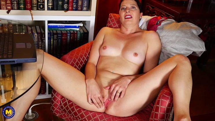 American Granny Porn
