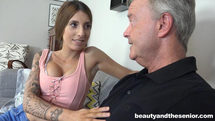 Tight sexy babe
