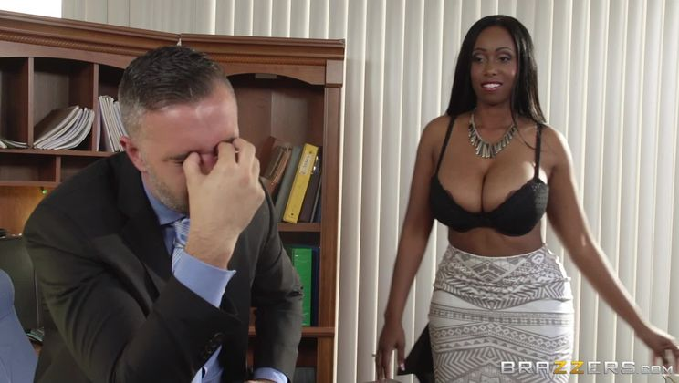 Are Your Wife's Tits This Big?