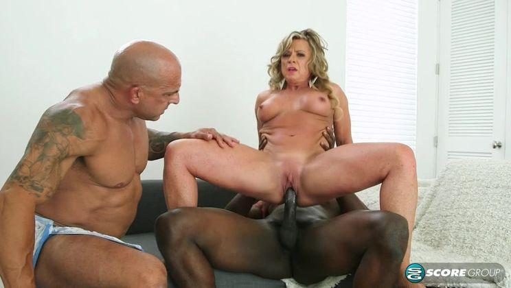 BBC anal cuckold