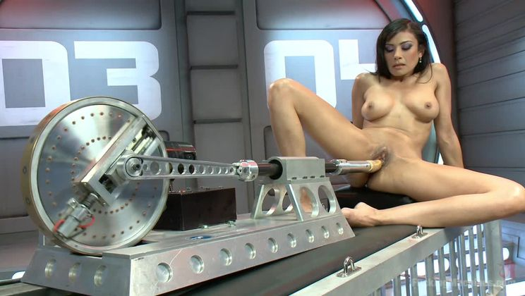 Out of control orgasm videos naked