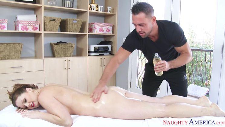 Allison Moore,Johnny Castle My Naughty Massage