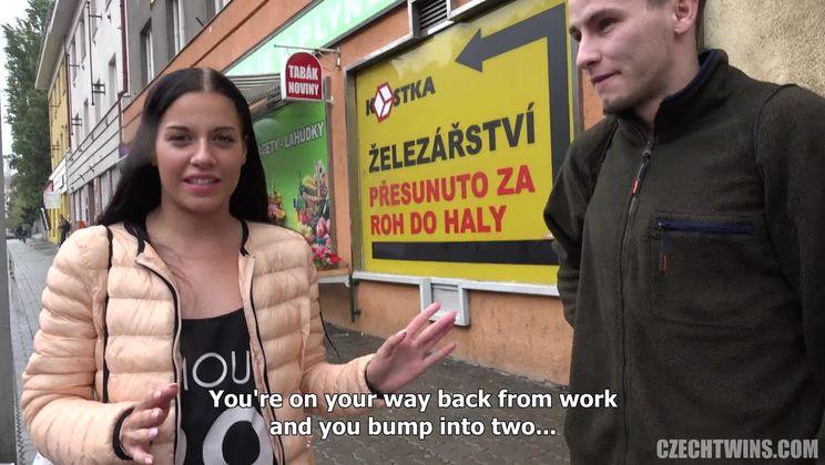 Czech Twins Com